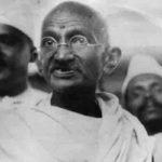 गांधी का भारत कहां है ?