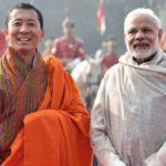 भारत-भूटान प्रेमालाप