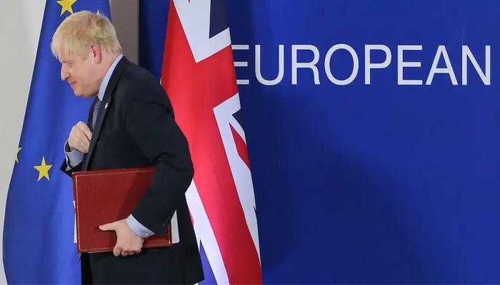 यूरोपीय संघ का लड़खड़ाना