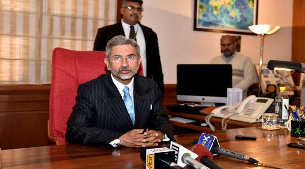 श्रीलंका पर भारत की तटस्थता
