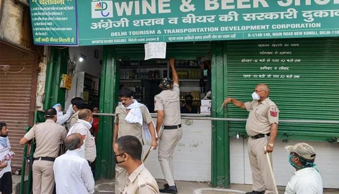 शराबः भारत की बदनामी