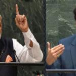 मोदी और इमरानः कौन बोला किसकी बोली ?