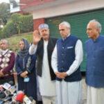 कश्मीर फिर बने पूर्ण राज्य