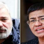 दो साहसी पत्रकारों को नोबेल